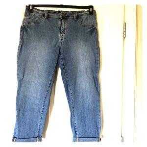 American Rag 1X Capri jeans